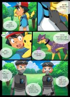 Pokemon Black vs White Chapter 2 page 4 by YogurtYard