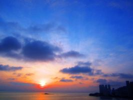 DAWN IN PENANG by 1108
