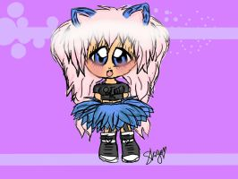 Nyan Claire by lostgirl111
