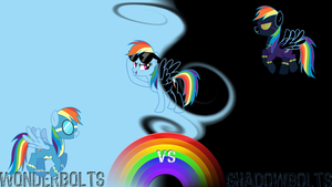 Wounderbolts or Shadowbolts? by luckydonald