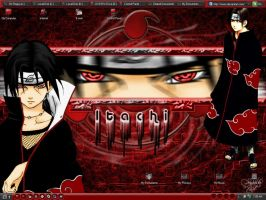 Itachi by b1uesummers