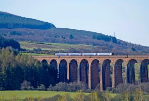 Clava viaduct by piglet365