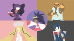 Unova E4 Comp. (Black 2/White 2) by LimeCatMastr