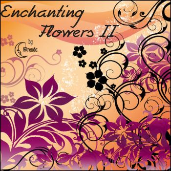 Enchanting Flowers II by Coby17