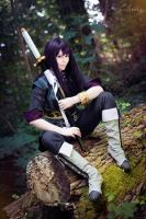 Tales of Vesperia - Yuri Lowell II by Calssara