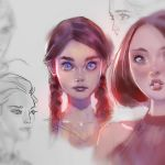 Purple Tint Tutorial by medders
