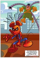 Spidermouse by judson8