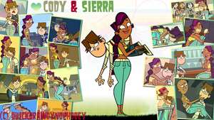 :+:Total Drama Couple Pix Wallpaper-Coderra:+: by QuickDrawDynoPhooey