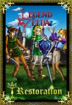 Legend of Zelda: Restoration Cover by AiijuinGraphics