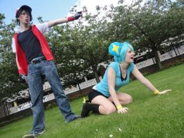 To Battle!! by BluePandaCosplay