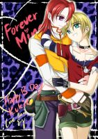 +B Day Gift: Forever Mine+ by Evelynism