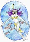 Swin With The Fishies by lemurkat