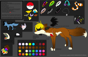 new ref.. by InsanityandMe