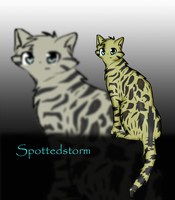 Spottedstorm Unlimited by CeruleanOasis