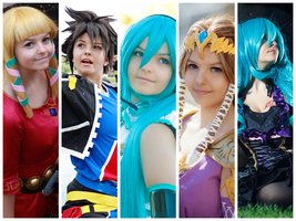 Cosplay Highlights of 2013 2 by rynoki