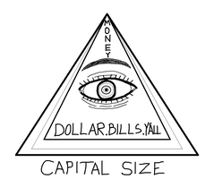 Capital Size by Twardz