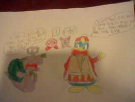 The Puffball Problem by nintendolover2010