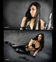 Assassin Jane Cosplay Commission 02 by Bastetsama-Cosplay
