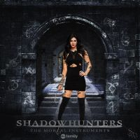 Isabelle Lightwood Shadowhunters TV Show Poster by shadowhunterwitch