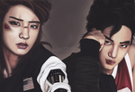 EXO - Bad Boys by Hakashi-Arakawa