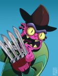 Scary Terry by geogant