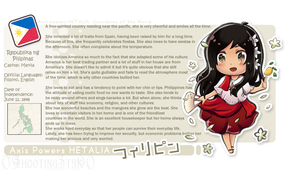 .:APH Profile-Philippines:. by ShootingStar03
