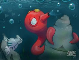 Octillery and Remoraid