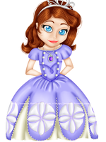 Sofia The First by OoMeli