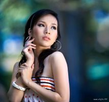 Asian Beauty 2 by widjita