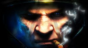 Starcraft 2 psp by AvenCiis