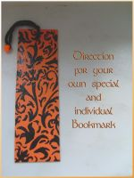 Direction For Making Bookmarks by TheFlyingHeart