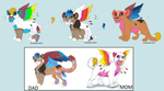 Contest Cubs for KoyukitoriGirl by KawaiiAdopts17