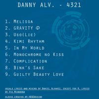 Danny Alv. - 4321 back by The-H-Person