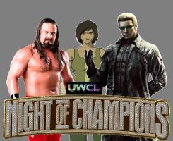 UWCL Night of Champions 2040 by ChrisChaos369