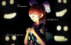 MMD Life - Demons... by InvaderBlitzwing