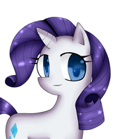 Rarity by CallieXSunshine