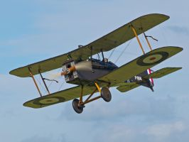 Se5 Fast Pass - Old Warden by davepphotographer