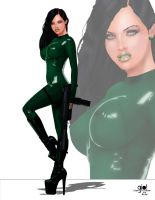 Stand Alone Madam Hydra by giolove1