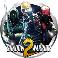Shadow Warrior 2 by POOTERMAN