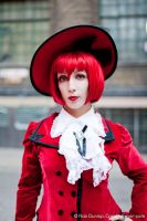 Cosplay Fever Red launch 3 by CosplayFever