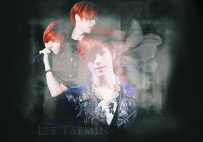 Lee Taemin's wall by Tomato3