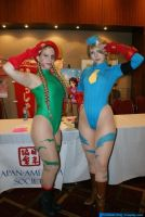 Cammy Cosplay Ikuy 74 by TheUnbeholden