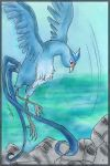 articuno by floralauraheart
