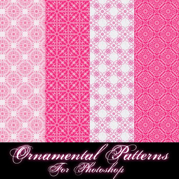 Ornamental Patterns by Whimsical-Cotton