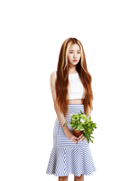 Gayoon (4Minute) png [render] by pikudesign