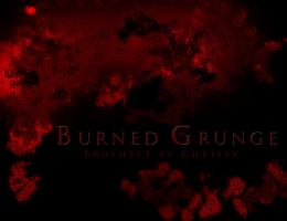 Burned Grunge by Chrissy79