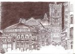 Disegno Firenze by ohitstime