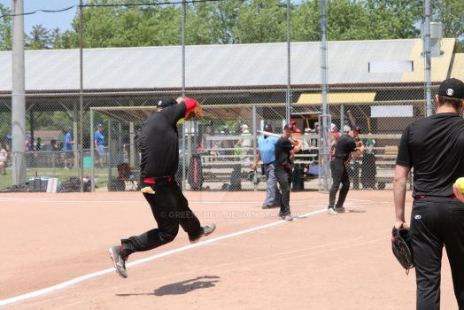 Team Canada Softball Try Outs 2 by greenchew