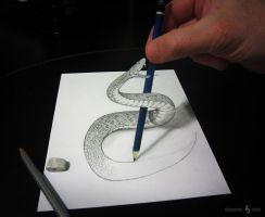 Anmorphic Snake 2.0 by AlessandroDIDDI