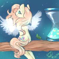 I'll Be Counting Stars by MissMagicalWolf